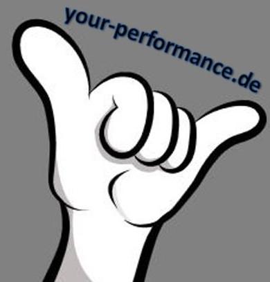 Logo YP Flyer